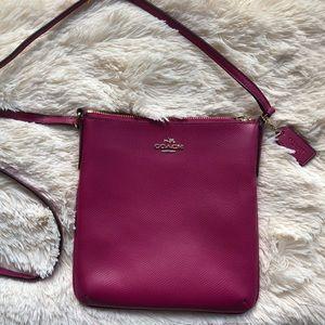 Pink COACH purse 💖💘💗💓